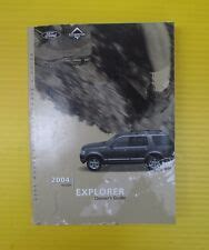 Ford Explorer Manual Ebay