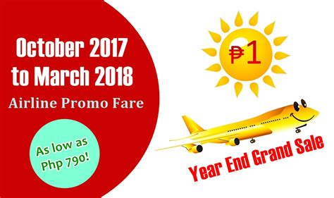 airasia year end grand sale 2017 air asia year end grand sale airline promo ticket prices