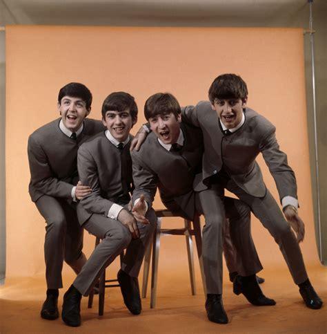 imagenes unicas de the beatles the beatles 1964