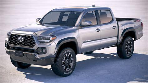 2020 Toyota Tacoma by Toyota Tacoma Trd 2020