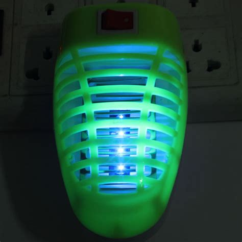 110 220v electronic mosquito uv insect killer ultraviolet