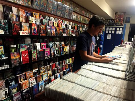 best stores best comic book stores in orange county 171 cbs los angeles