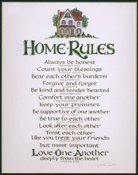 house rules home design home rules pixdaus