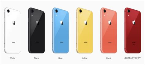 buyers might not be ready for bright iphone xr colors cult of mac