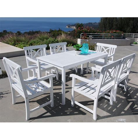 white patio dining table and chairs stocktonandco