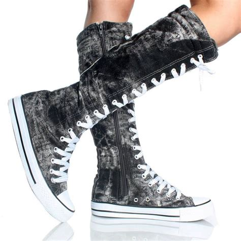 converse shoes for knee high 119 best converse images on converse shoes