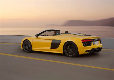 audi r8 price 2017 audi r8 spyder price set from 179 000 in germany