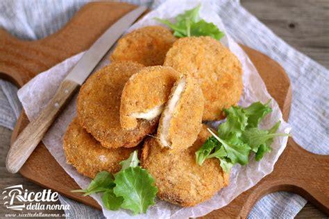 ingredienti mozzarella in carrozza ricetta mozzarella in carrozza ricette della nonna