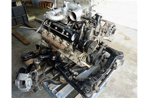 Sold Rolls Royce Engine V 8 Silver Shadow Ii Engine On