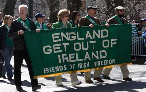 st s day america vs ireland debate continues on get out of ireland nyc st