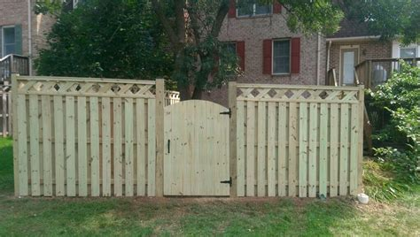 what is the height of a fence 28 images fence height