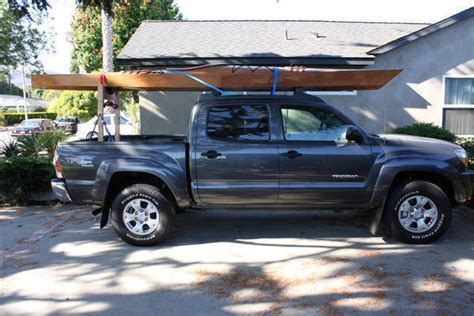 2014 toyota ta roof rack how to haul kayak tacoma world forums