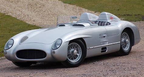 get this mercedes 300 slr recreation for a fraction of the