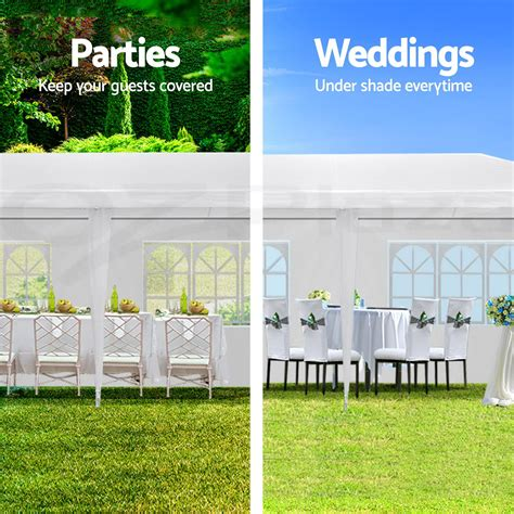 ebay pavillon gazebo wedding marquee event pavilion tent shade