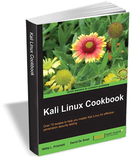kali linux wireless testing cookbook identify and assess vulnerabilities present in your wireless network wi fi and bluetooth enabled devices to improve your wireless security books ebook kali linux cookbook help net security