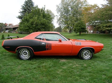 Handgrip Barracuda 1971 plymouth barracuda 440 6pk pistol grip 4 speed for sale plymouth barracuda 1971 for sale