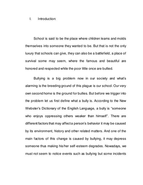 research paper about cyber bullying how to write a research paper about bullying