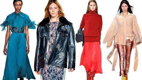 News Web Weekly Up Ebelle5 Handbags Purses 4 by The New York Fashion Week Look Chiffon Skirt Boots And A