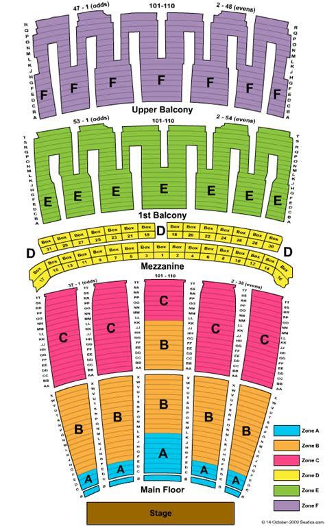 civic opera house seating civic opera house seating chart