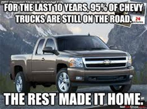 Silverado Meme - dodge vs chevy vs ford trucks 2013 autos weblog