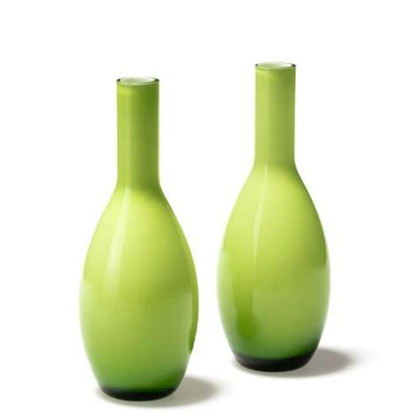 leonardo vasi leonardo set di 2 vasi da tavolo 18 cm colore