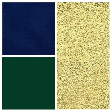 navy green color navy blue forest green sparkle gold accent wedding