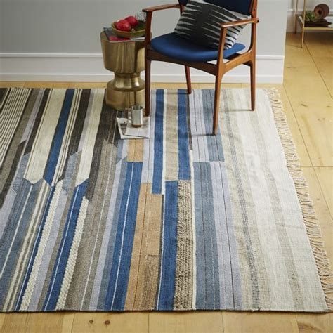 west elm rug runner mixed stripe wool dhurrie west elm floor runners wool and hallways