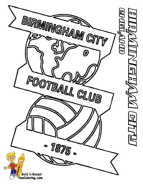 Free Coloring Pages Of Hull City Football Logo Colour Pages Hull