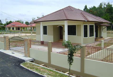 Porch Rumah Moden maka corporation sdn bhd rumah banglo 4 bilik jenis b