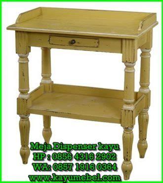 Jual Meja Billiard Jawa Tengah meja dispenser dari kayu meja dispenser minimalis meja