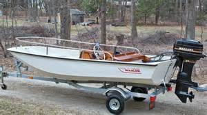 Whaler 13 super sport excellant condition boat for sale from usa