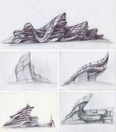 architecture concept 25 best ideas about architectural sketches on pinterest
