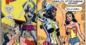 Barnes Foundatio Nubia Is Wonder Woman And Nubia Makes The Wonder Woman