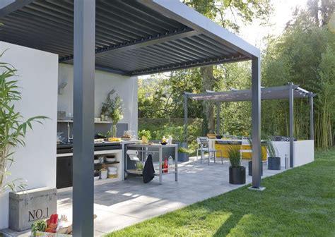 Leroy Merlin Garden Furniture by Une Longue Terrasse Abrit 233 E Interior Exterior