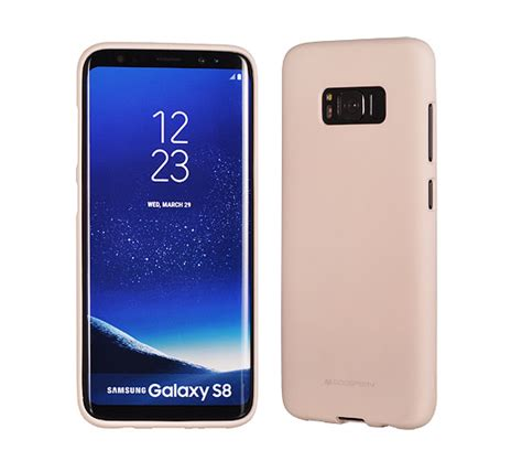 Soft Karakter 4d 360 Tempered Glass Layar Samsung Diskon husa mercury soft feeling samsung galaxy note 8 n950 pink sand cerbo