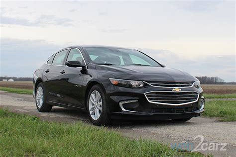 2017 malibu hybrid review 2017 chevrolet malibu hybrid review web2carz