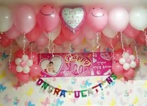 1st birthday balloon decorations favors ideas