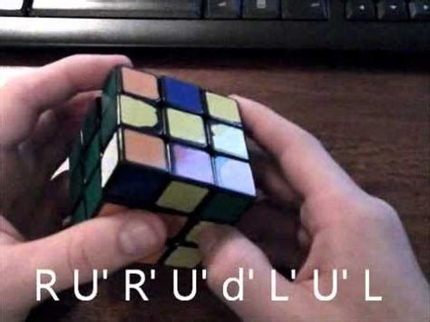 tutorial rubik f2l 3x3 rubik s cube f2l tutorial youtube