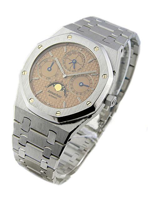 Audemars Piguet Royal Oak Premium 2 25820pt oo 0944pt 04 audemars piguet royal oak perpetual platinum essential watches