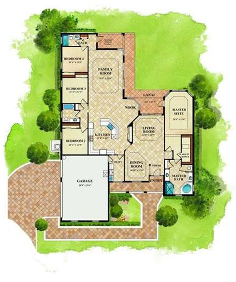 29 best images about lennar floor plans on