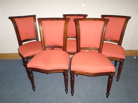 set of 5 decorative dining chairs woking community