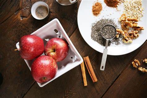 Oatlab Apple Cinnamon Overnight Oat apple cinnamon overnight oats