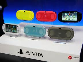 ps vita slim colors sony to unveil playstation vita slim for us europe this
