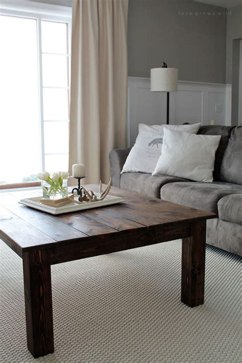 farmhouse coffee table decor 37 cool country decor ideas that will look great in your
