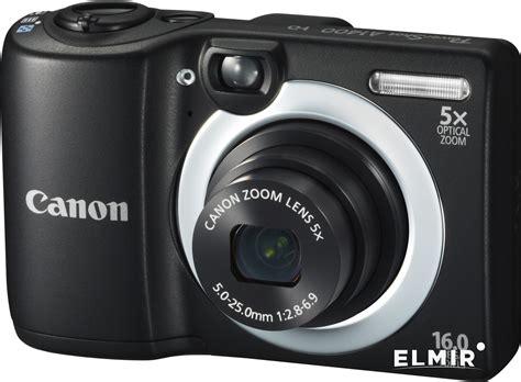 Canon A1400 Powershot Hd цифровая фотокамера canon powershot a1400 black купить недорого обзор фото видео отзывы