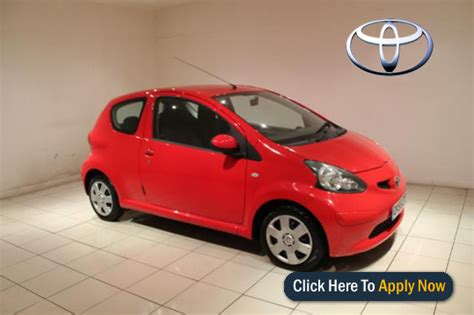finance deals toyota aygo