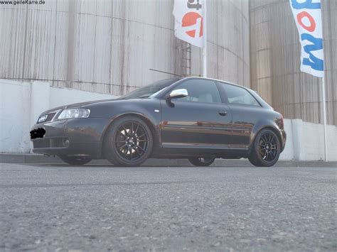 Audi S3 8l Technische Daten by Audi S3 8l Nobbue Tuning Community Geilekarre De