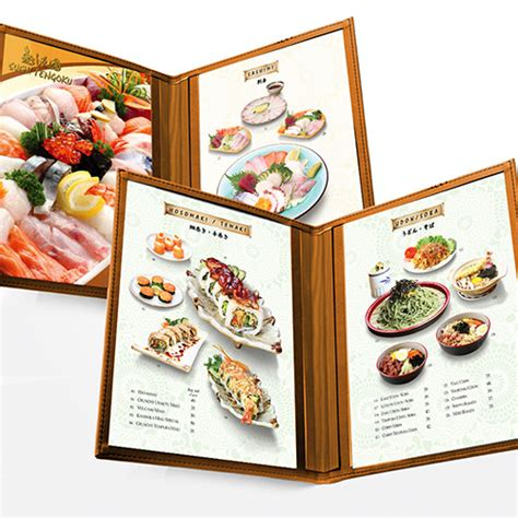 design menu book significan design company profile website design jakarta