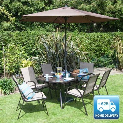 savings  day  seville brown rectangular garden