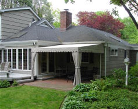 stationary awnings for decks m m sign awning video image gallery proview
